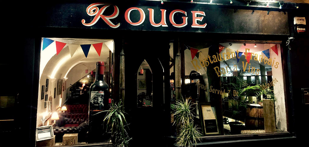 Rouge Restaurant - French Restaurant In Galway. Galway Explored.