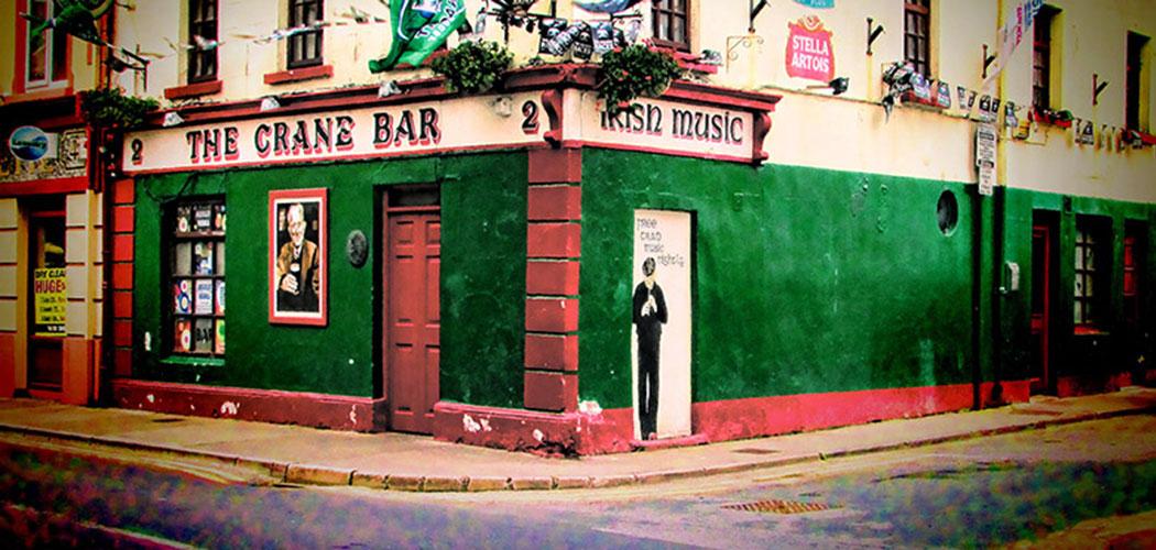 The Crane Bar - Live Traditional Irish Music - Galway Explored