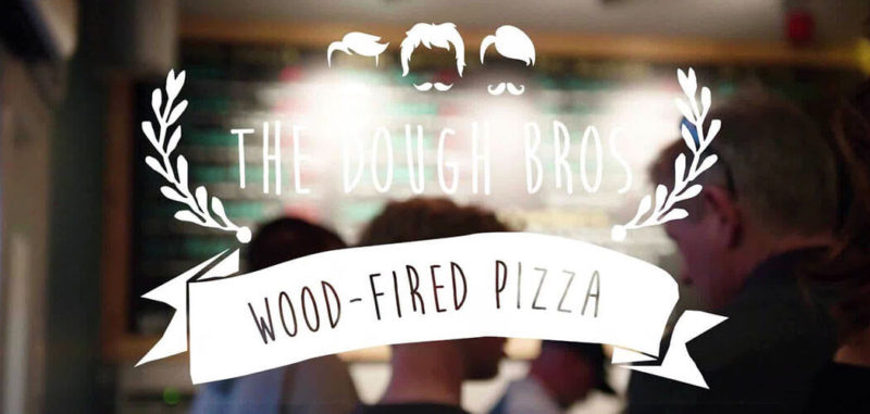 The Dough Bro's Wood Fired Pizza - Galway Explored