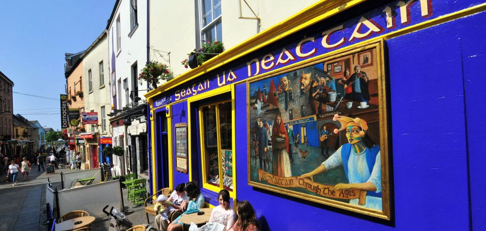 Tigh Neachtain - Galway Pub - Galway Explored