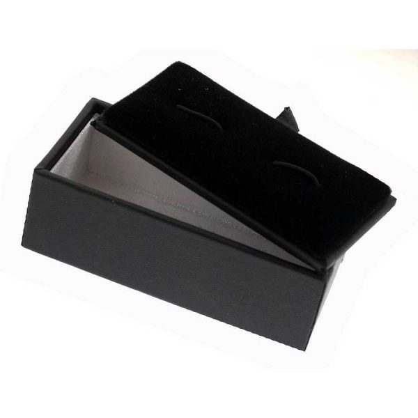 David-Louis Design Cufflink Box for Handcrafted Hallmarked Sterling 925 Silver on GalwayExplored.ie
