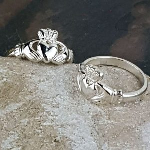 Silver Claddagh Ring For Men on GalwayExplored Claddagh Rings and Claddagh Gifts